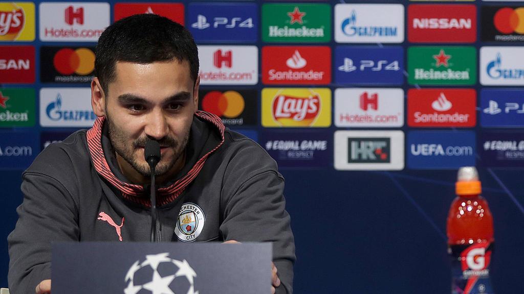 Könnte sich vorstellen in Zukunft als Trainer zu arbeiten: Ilkay Gündogan