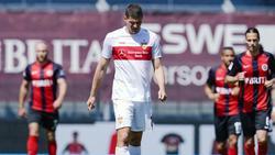 Die Zeit von Mario Gomez beim VfB Stuttgart läuft wohl ab