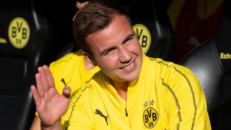 Mario Götze wird sich im Sommer von Borussia Dortmund verabschieden