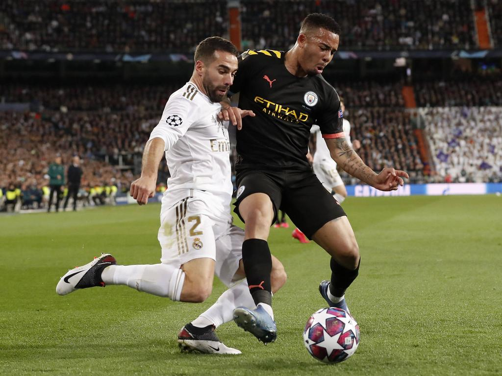 El Madrid necesita hacer mucho mejor las cosas con respecto a la ida.
