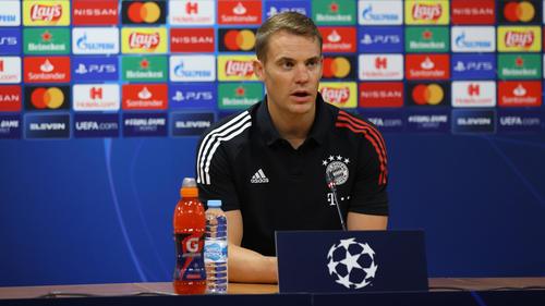 Manuel Neuer und der FC Bayern stehen im Champions-League-Finale