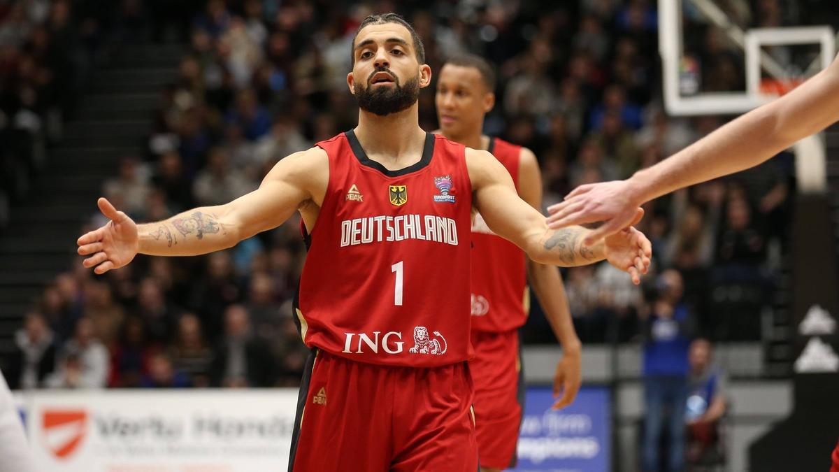 Wurde von den Telekom Baskets Bonn fristlos gekündigt: Joshiko Saibou