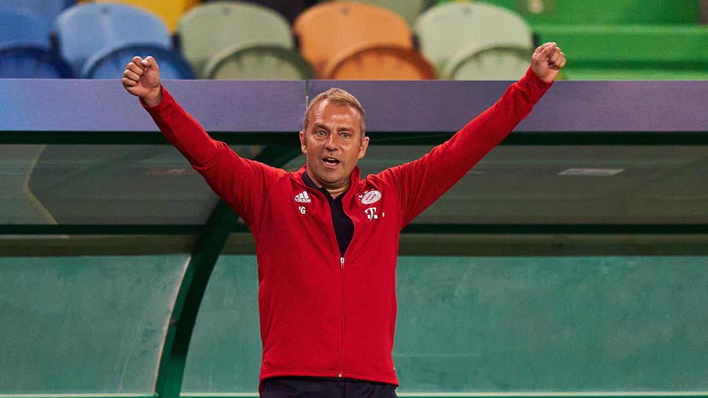 Gewann mit dem FC Bayern das Triple: Hansi Flick