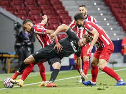 Salzburg machte in der Champions League bei Atlético trotz Niederlage eine gute Figur