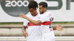 Der VfB Stuttgart hofft gegen den BVB auf Nicolás González und Daniel Didavi