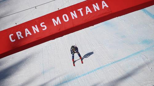 Goggia feiert Doppelsieg in Crans Montana