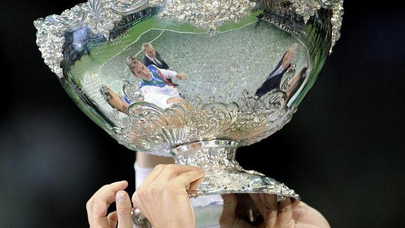 Das Finalturnier des Davis Cup wird im November in drei Städten ausgetragen