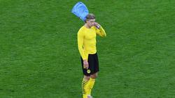 Erling Haaland ist mit dem BVB in der Champions League ausgeschieden