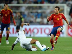 EM 2012: Spanien - Frankreich