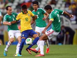 Neymar nicht zu stoppen