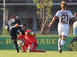 Testspiel Jahn Regensburg gegen Nürnberg