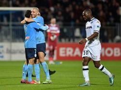 Favorit Angers scheitert an Tours im Ligapokal