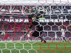 Lokomotiv's Brazilian goalkeeper Guilherme Marinato