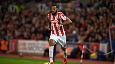 Eric-Maxim Choupo Moting ist bei Stoke City noch bis 2020 gebunden