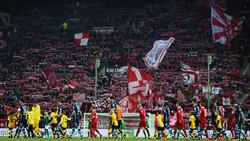 2016 trafen sich Kaiserslautern und 1860 München noch in der 2. Bundesliga