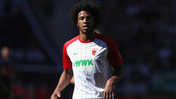 Caiuby vom FC Augsburg hat seinen Urlaub eigenmächtig verlängert