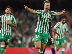 Loren Morón es el delantero en mejor forma del Real Betis. (Foto: Imago)
