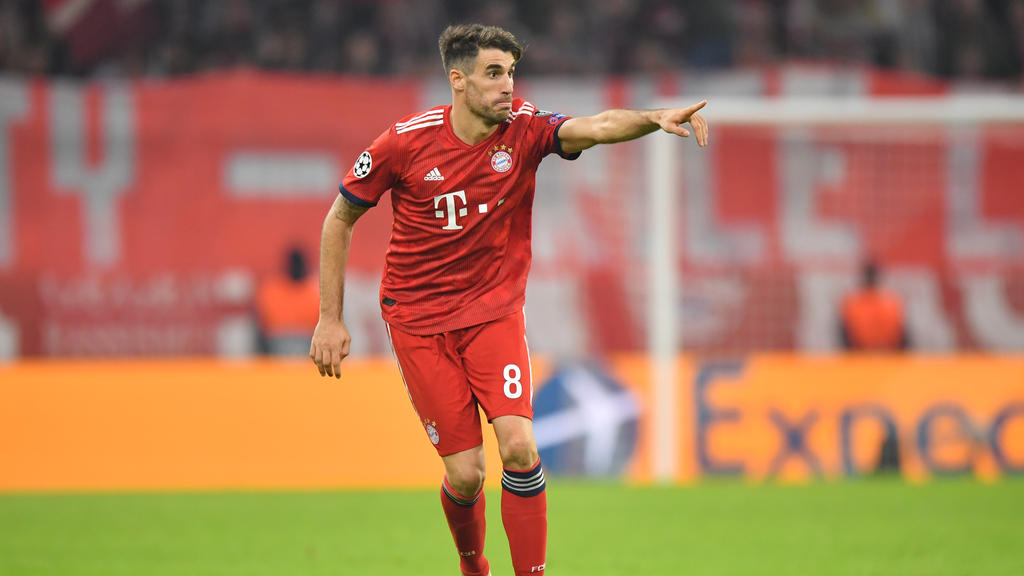 Javi Martínez ist der Antreiber im Bayern-Mittelfeld