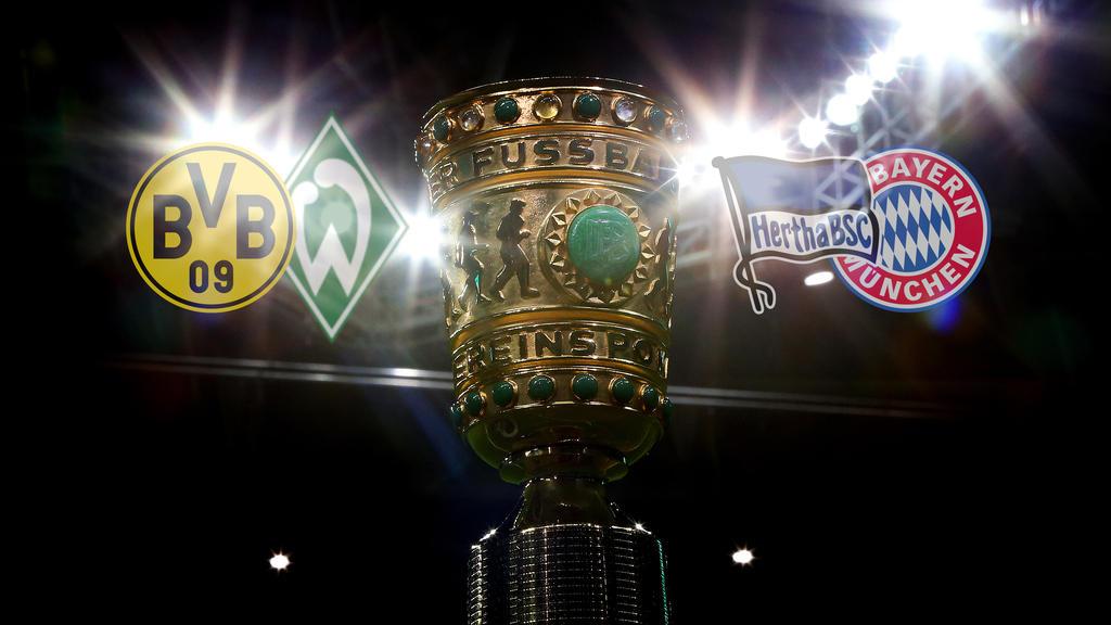 Die Spiele des BVB und FC Bayern laufen im Free-TV