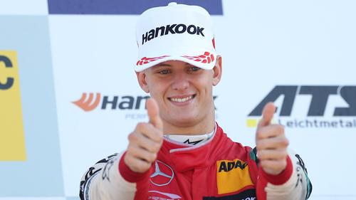 Mick Schumacher freut sich auf seine Zeit bei Ferrari