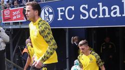 Der BVB geht als Favorit in das Revierderby auf Schalke