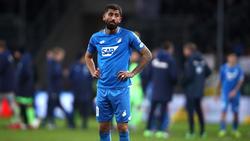 Fehlt 1899 Hoffenheim gegen Nürnberg: Kerem Demirbay