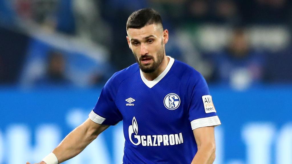 Daniel Caligiuri ist zufrieden mit dem Schalker Trainingslager