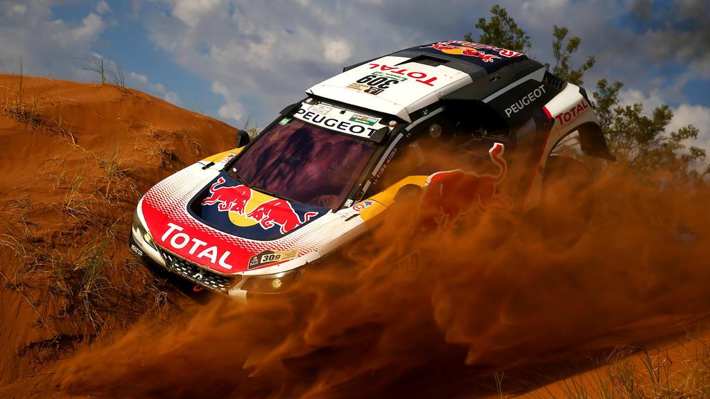 Als Privatier tritt Sebastien Loeb mit einem zwei Jahre alten Peugeot an