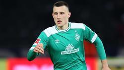 Maximilian Eggestein von Werder Bremen wurde von Bundestrainer Löw für das Länderspiel gegen Serbien nominiert