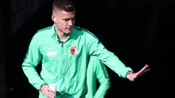 FC Augsburg für den Rest der Saison ohne Alfred Finnbogason