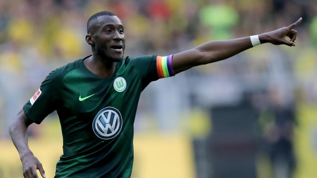 Josuha Guilavogui bleibt bis 2023 beim VfL Wolfsburg