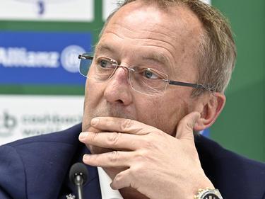 Fredy Bickel ist noch bei Rapid als Sportdirektor aktiv