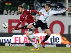 Greuther Fürth stürzt Tabellenführer Hannover 96