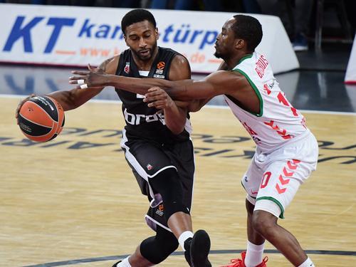 Für die Bamberger war in der EuroLeague erneut nichts zu holen