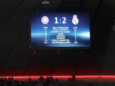 Die Bayern müssen einen Rückstand aus dem Hinspiel wettmachen