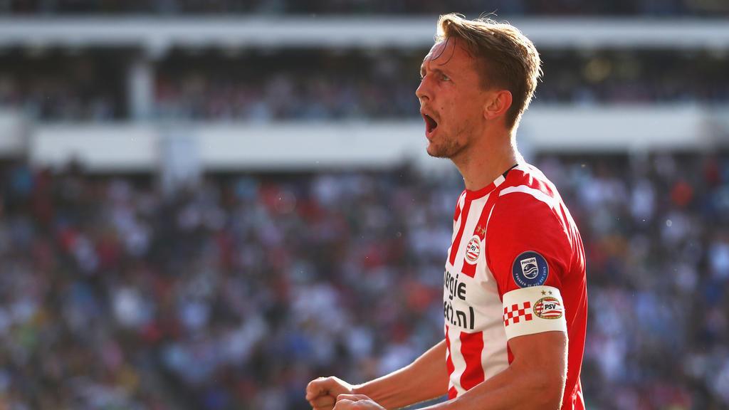 Luuk de Jong steht vor einem Wechsel zum FC Sevilla