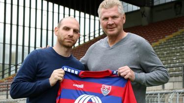 Heuert beim KFC Uerdingen in der 3. Liga an: Stefan Effenberg