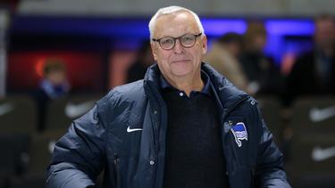 Hertha-Boss Gegenbauer hat sich für Fan-Randale entschuldigt