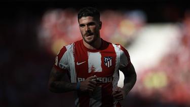 Atlético Madrid musste einen Rückschlag hinnehmen