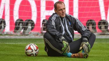 Jaroslav Drobny heuert wohl beim FC Bayern