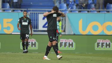 Werder Bremen verliert den Anschluss an die Spitze