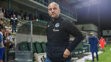 Rouven Schröder ist Sportdirektor beim FC Schalke