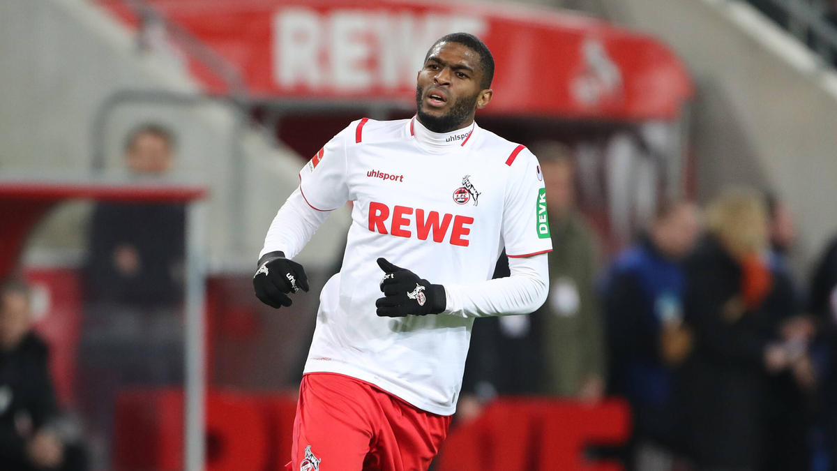 Anthony Modeste hat bei seinem Wechsel zum 1. FC Köln Geld verloren