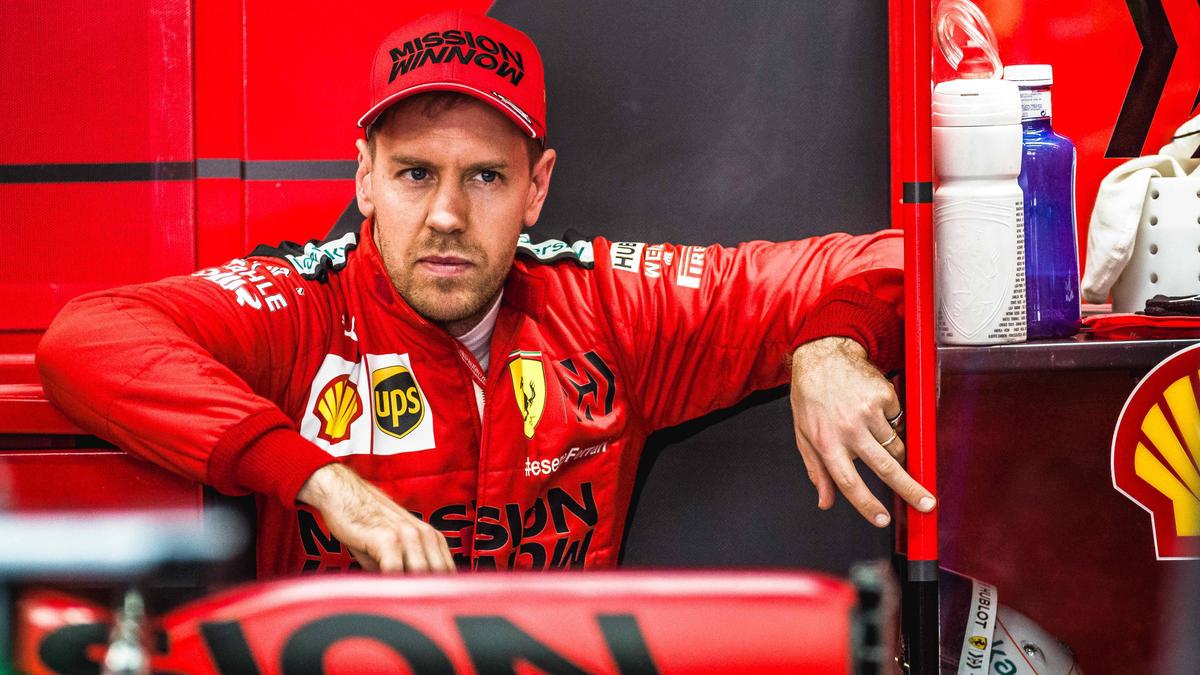 Ist Toto Wolff Sebastian Vettels letzte Hoffnung auf ein Cockpit 2021?