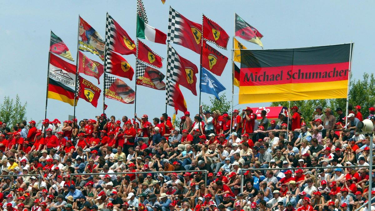 F1 fans at the Nürburgring? The organizer says that