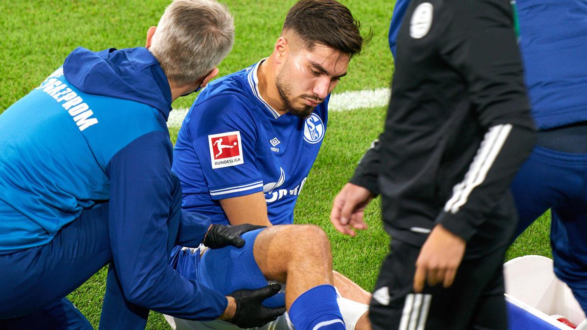 Wurde beim 0:8 gegen den FC Bayern ausgewechselt: Suat Serdar vom FC Schalke 04