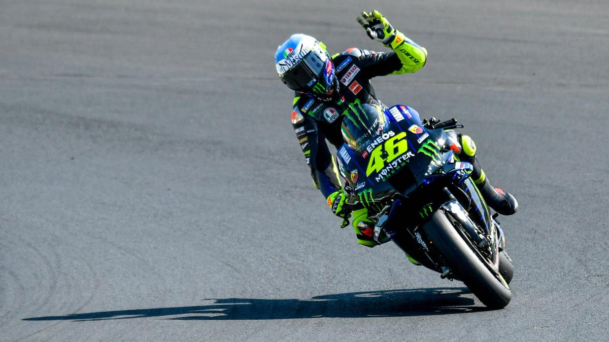 Motogp Zukunft Von Valentino Rossi Ist Offiziell Geklart