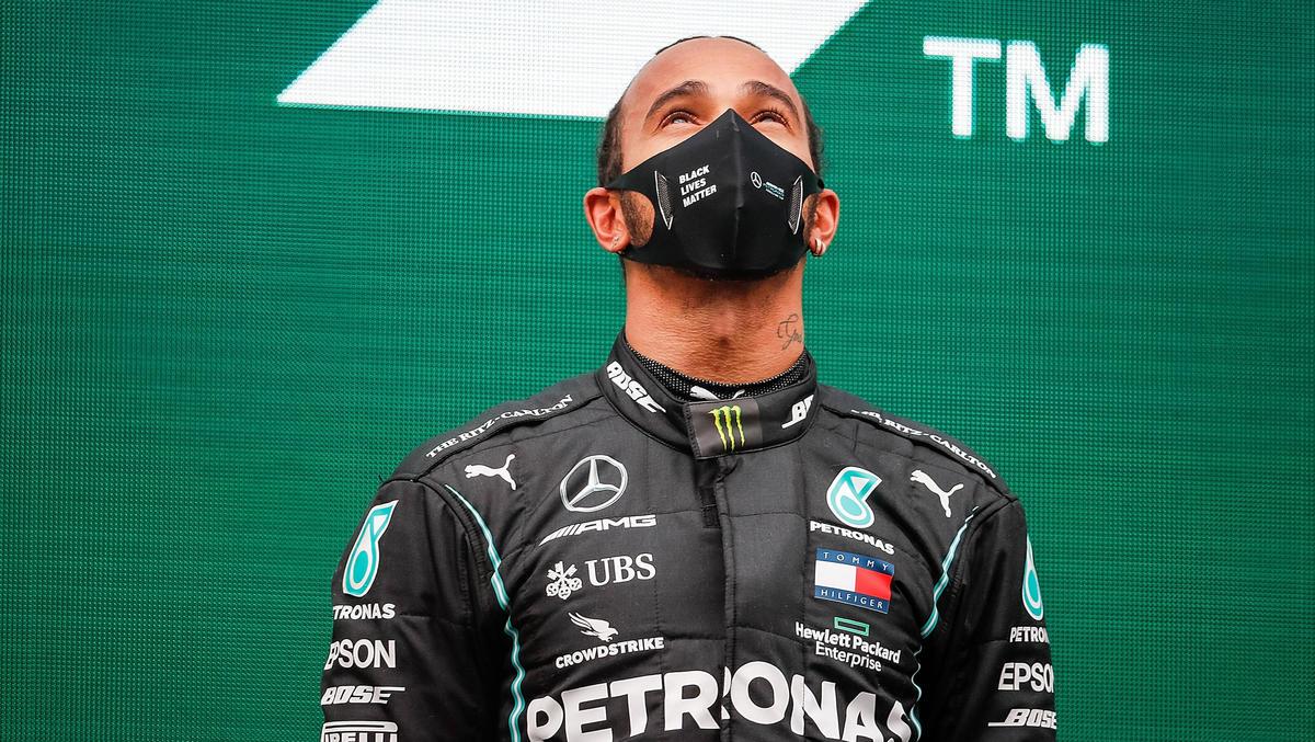 Lewis Hamilton will für mehr Vielfalt in seinem Sport sorgen