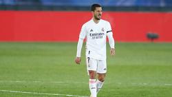 Eden Hazard ist bei Real Madrid vom Pech verfolgt