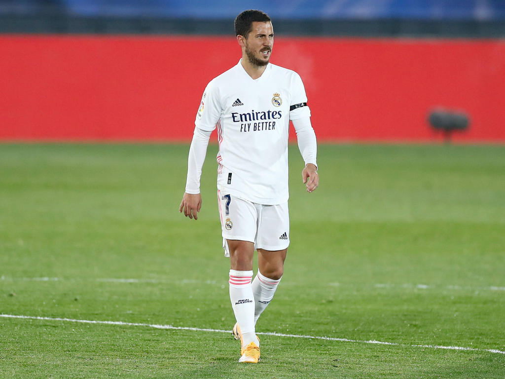 Hazard no levanta cabeza desde que llegó a España.